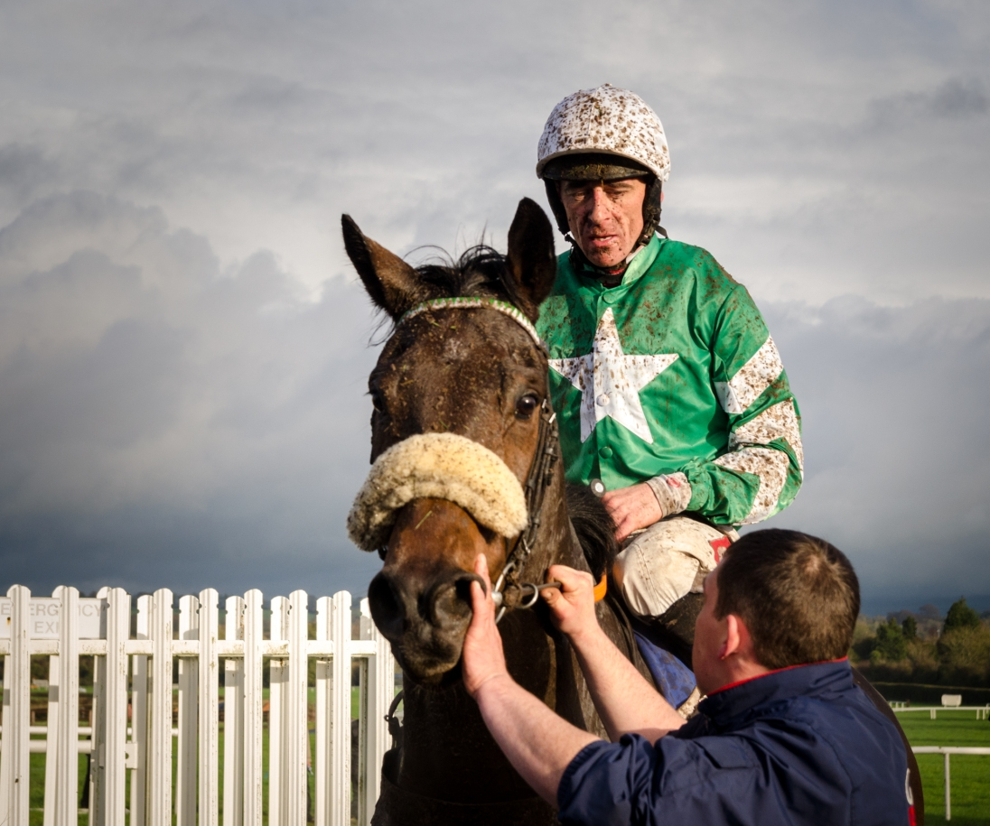 Davy Russell - two times Irish Champion Jockey