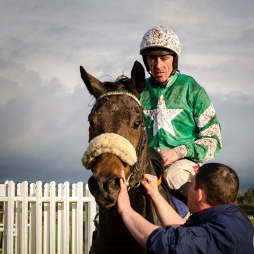 Davy Russell - two times Irish Champion Jockey